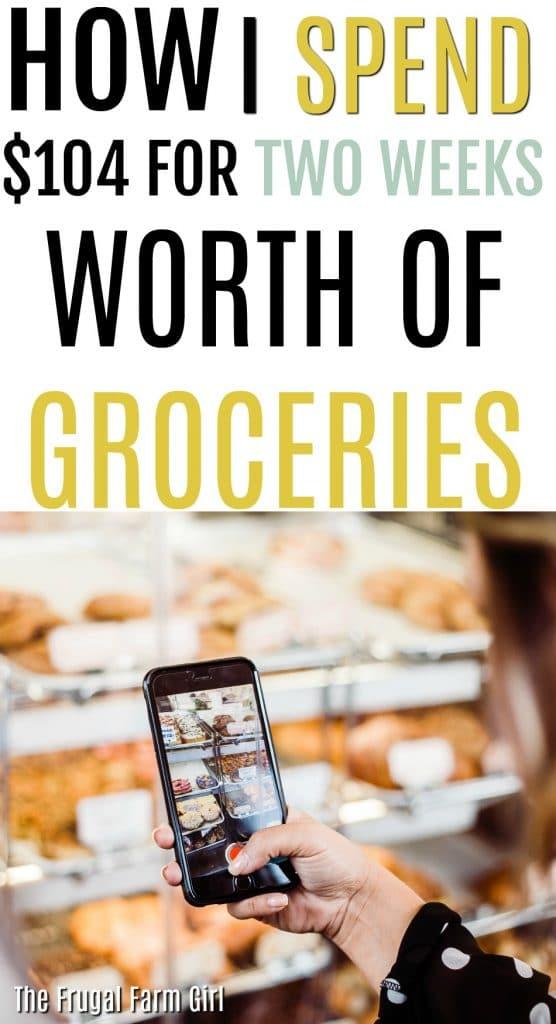 How a family of four is eating on $52 a week for groceries. eating on a budget, feeding a family on a budget, healthy eating for less, how to eat healthy on a budget, spend less grocery shopping, grocery shopping on a budget, feed a family healthy #onabudget #shopping #store #haul #planning #hacks #list