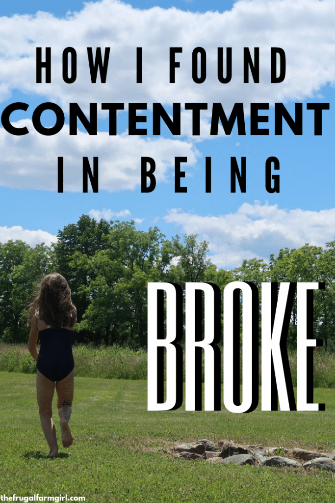 HOW I FOUND CONTENTMENT IN BEING