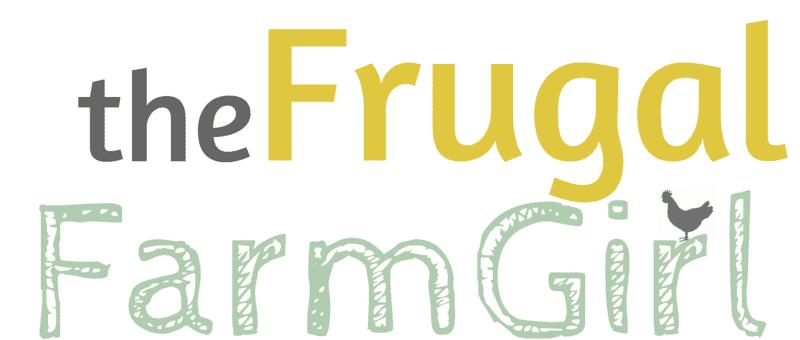 The Frugal Farm Girl