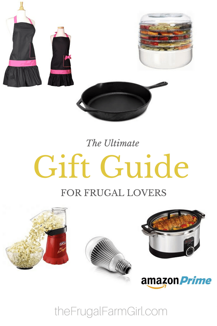teh ultimate gift guide for frugal lovers