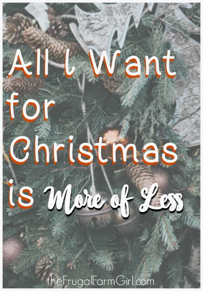 Wondering how to give your soul the gift of Christmas? Maybe you can relate to this adult wish list of what we need this year.