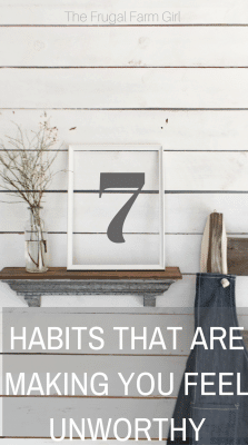 7 Habits that are stealing your joy