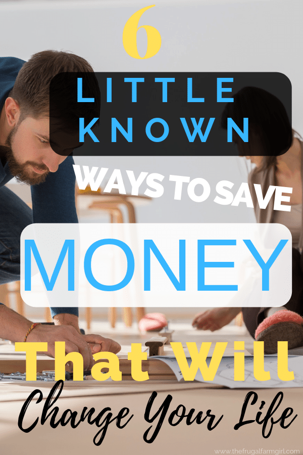 6 tips to save money drastically that will change my life