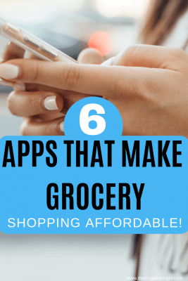 apps make grocery shopping easier and affordable