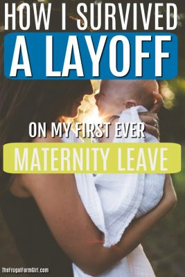 tips for moms to survive a maternity leave