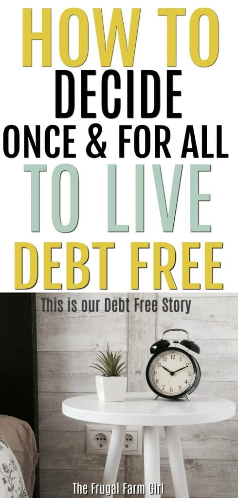Are you wondering how to live a debt-free life? Maybe your debt management plan is failing you. Do people really pay off debt with young kids? Here is our story of how we paid off our college loans, car loans, and credit card bills while starting our family, layoffs and more. #debtfree #debtfreestory #howto #inspiration #hope #finances #payoff