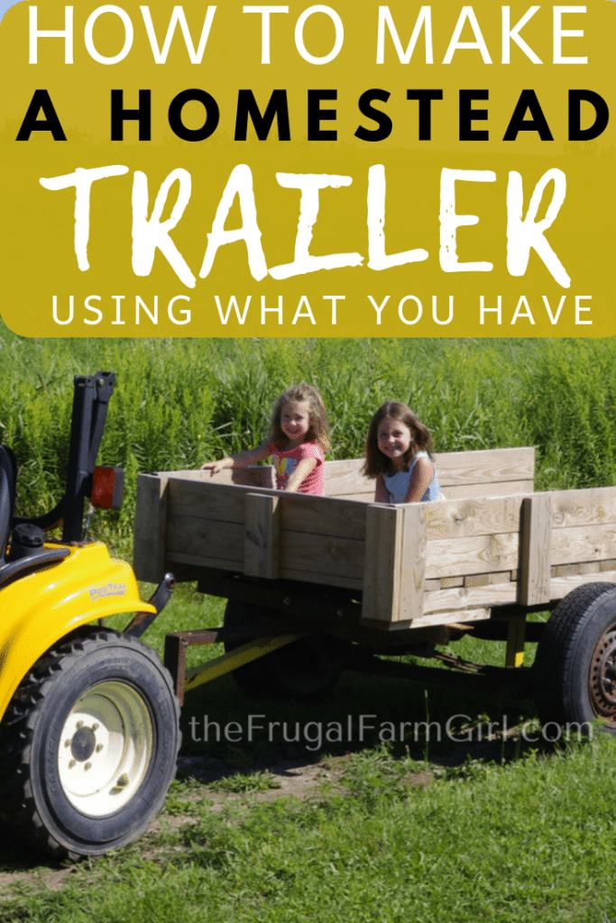 how to make a trailer