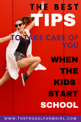 stay at home mom when kids go to school