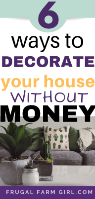 How to Freshen Up Your Home Using What You Have