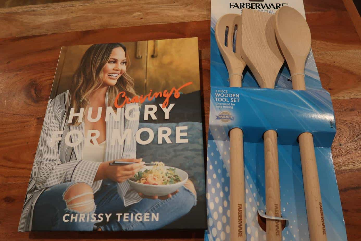 hungry for more cookbook giveaway