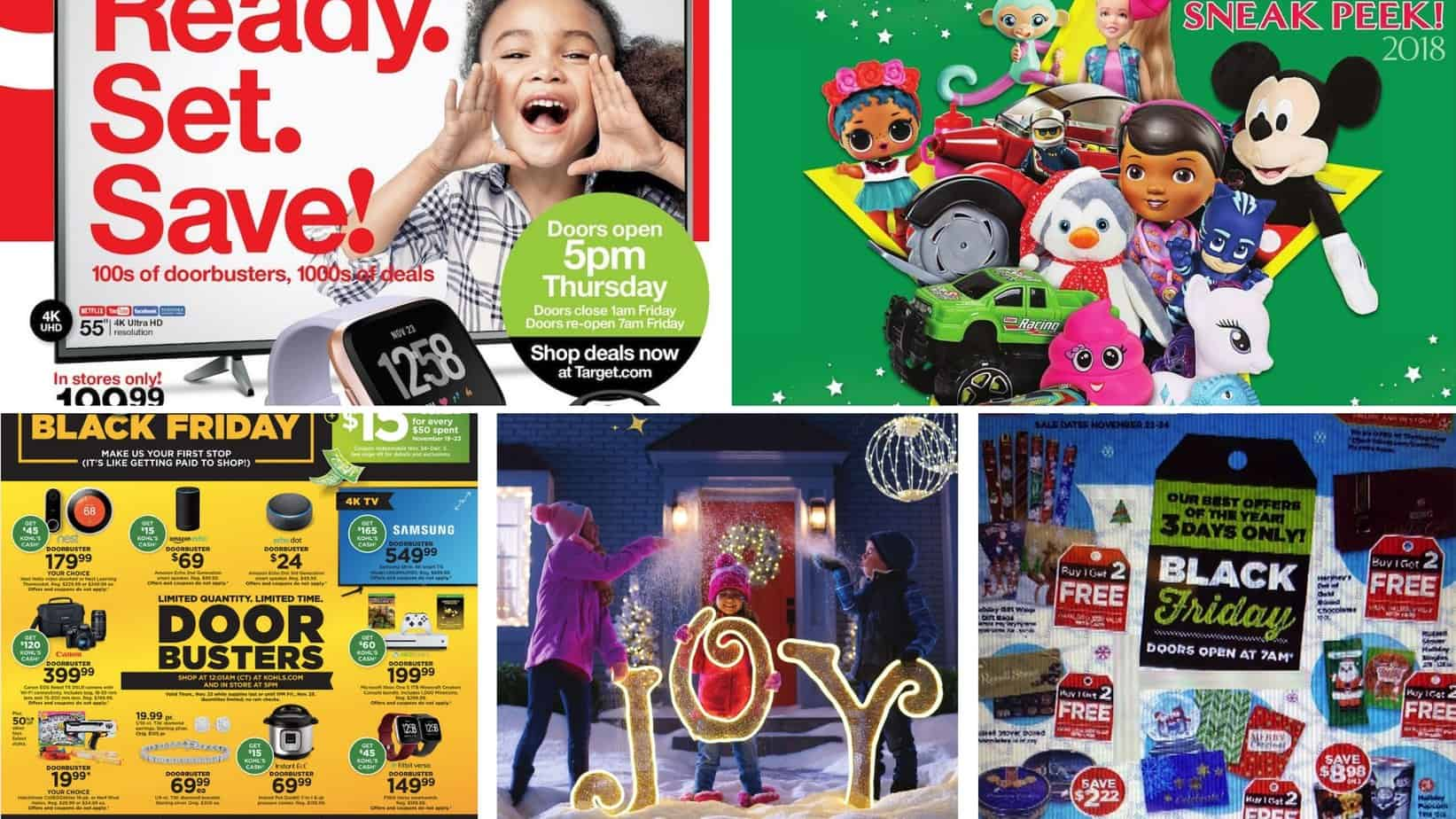 black friday early ad scans for 2018