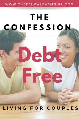 debt free lifestyle tips