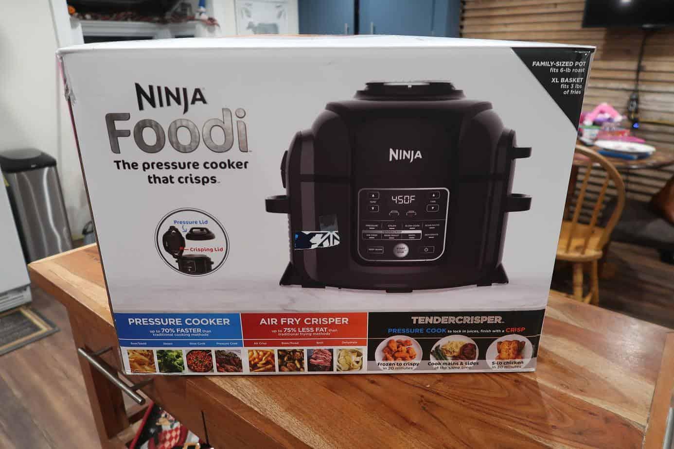 ninja foodi review frugal farm girl