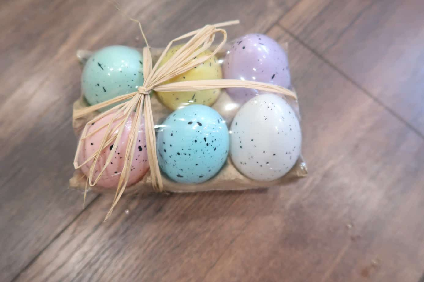 easter items from dollar tree