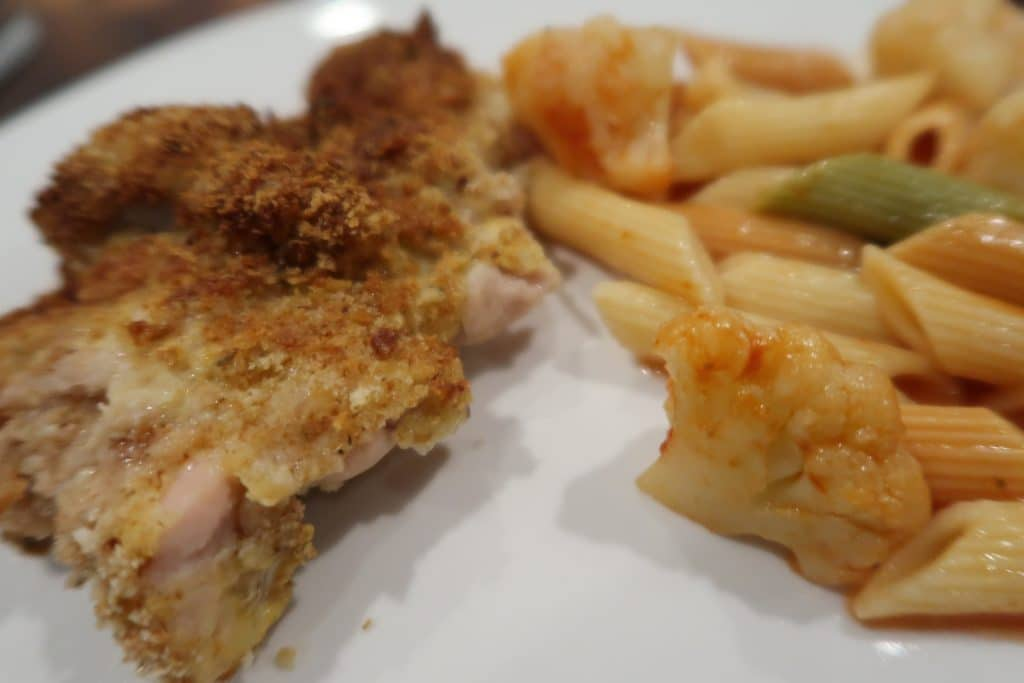 air fryer chicken cutlets