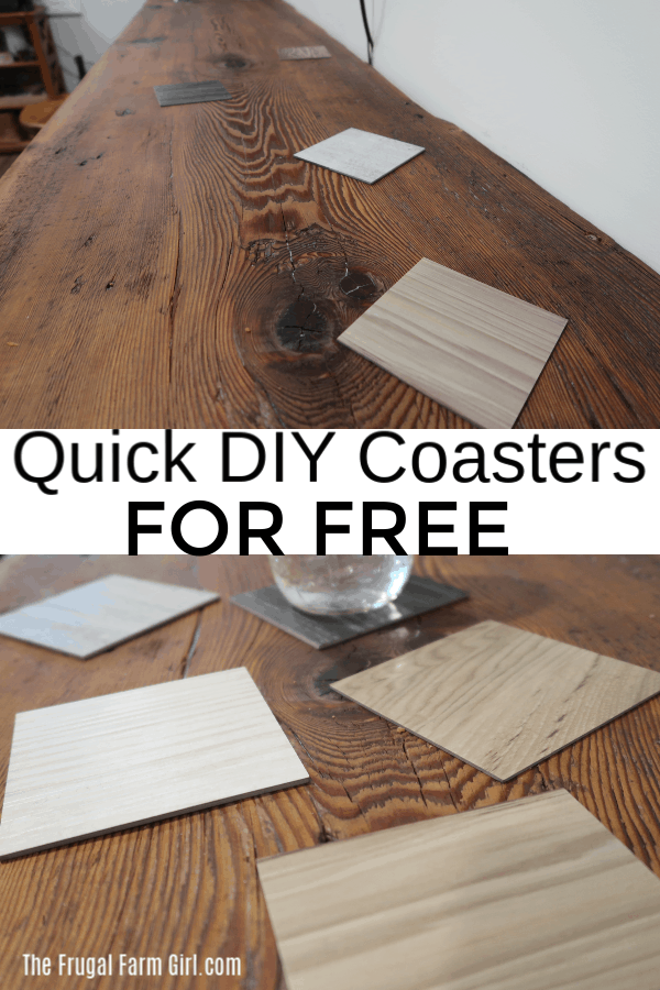 diy coasters easy and free