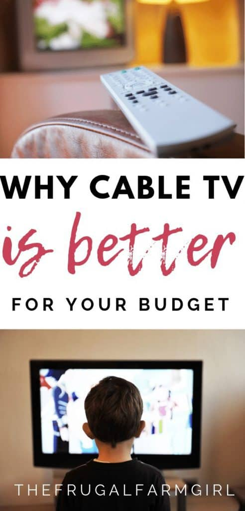 cable tv better option