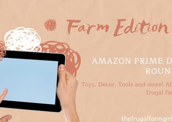farm deals on amazon prime day