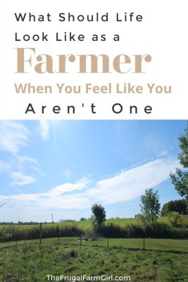 life look like as a farmer pinterest
