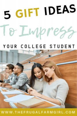 gifts for the college student