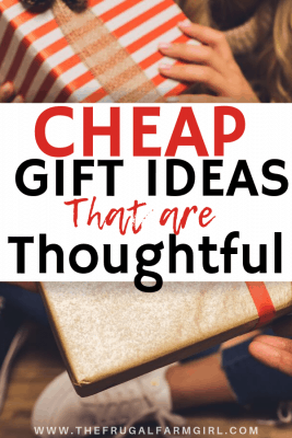 5 Surprisingly Thoughtful Gift Ideas on a Budget