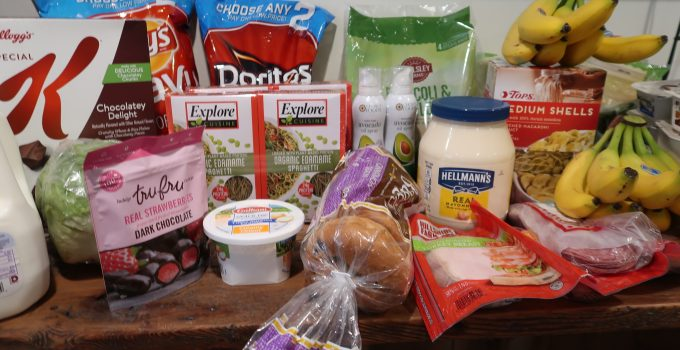 how to plan a grocery budget