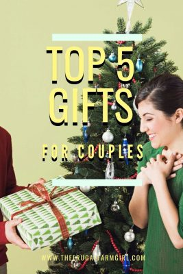 top five gifts for couples