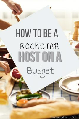 host on a budget