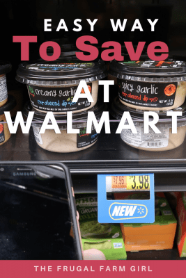 My Walmart Deal Trip Using Only Ibotta