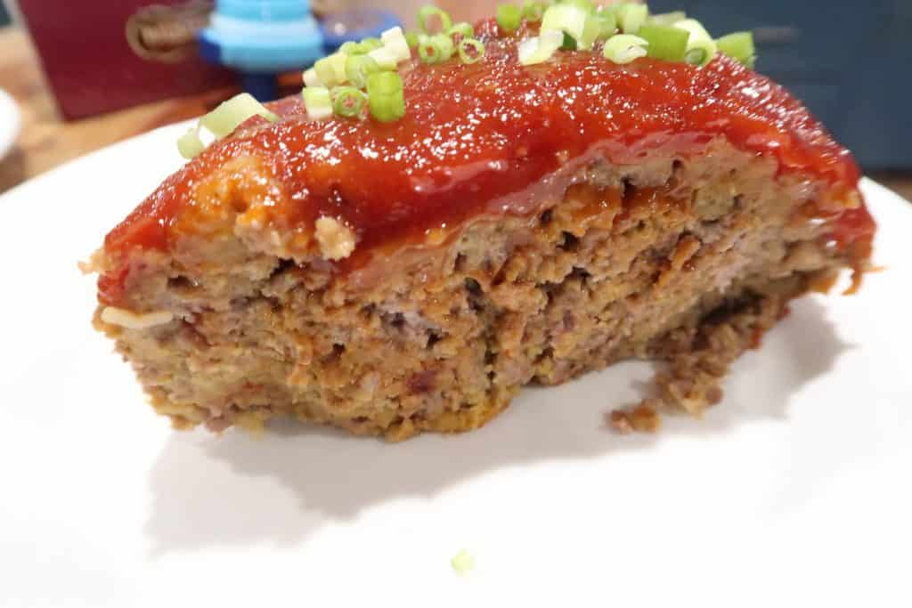 meatloaf in the ninja foodi