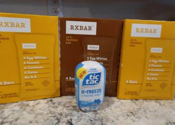 rxbars deal at ibotta