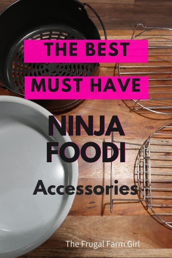 Easy Chocolate Chip Skillet Cookie in Ninja Foodi