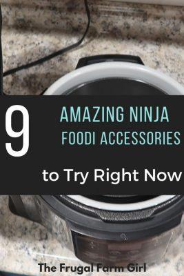 the best ninja foodi accessories