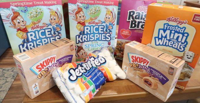 cheap cereal at target this week