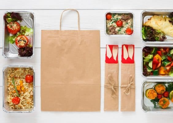 meal delivery companies