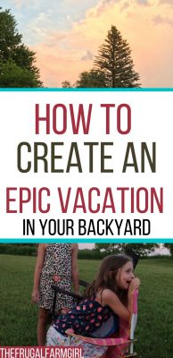 epic vacation in your backyard