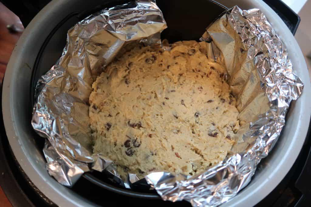 ninja foodi cookie skillet recipe