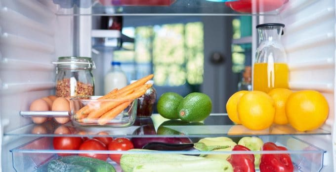 make meals from nothing in fridge