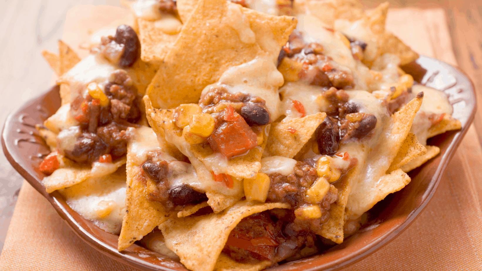 nacho recipe when you're broke