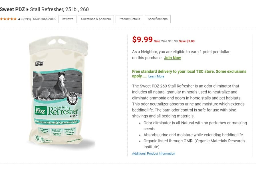 The Best Chicken Coop Deodorizer