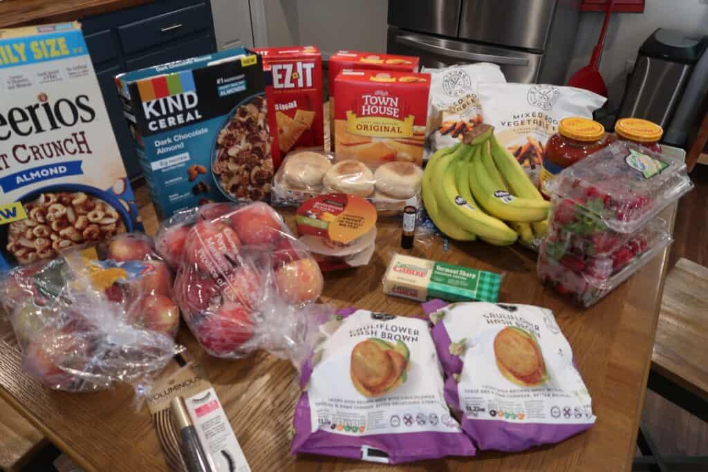 My Weekly Grocery Shopping Trip- Snacks this week
